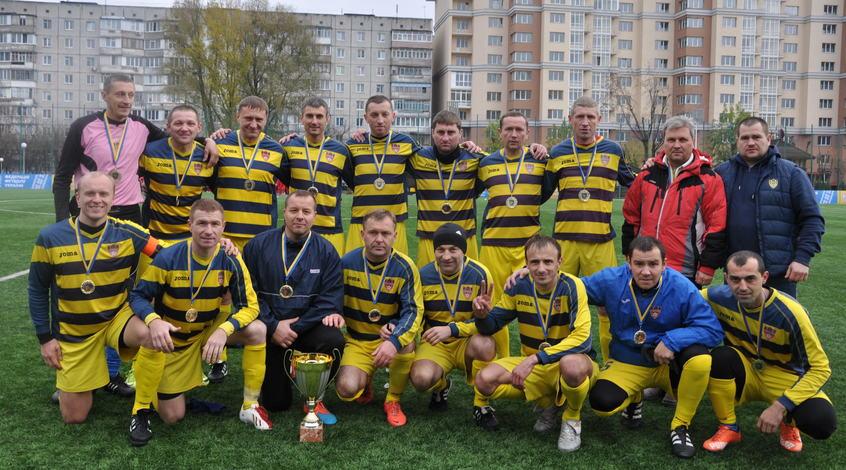 Володарі Кубка України!