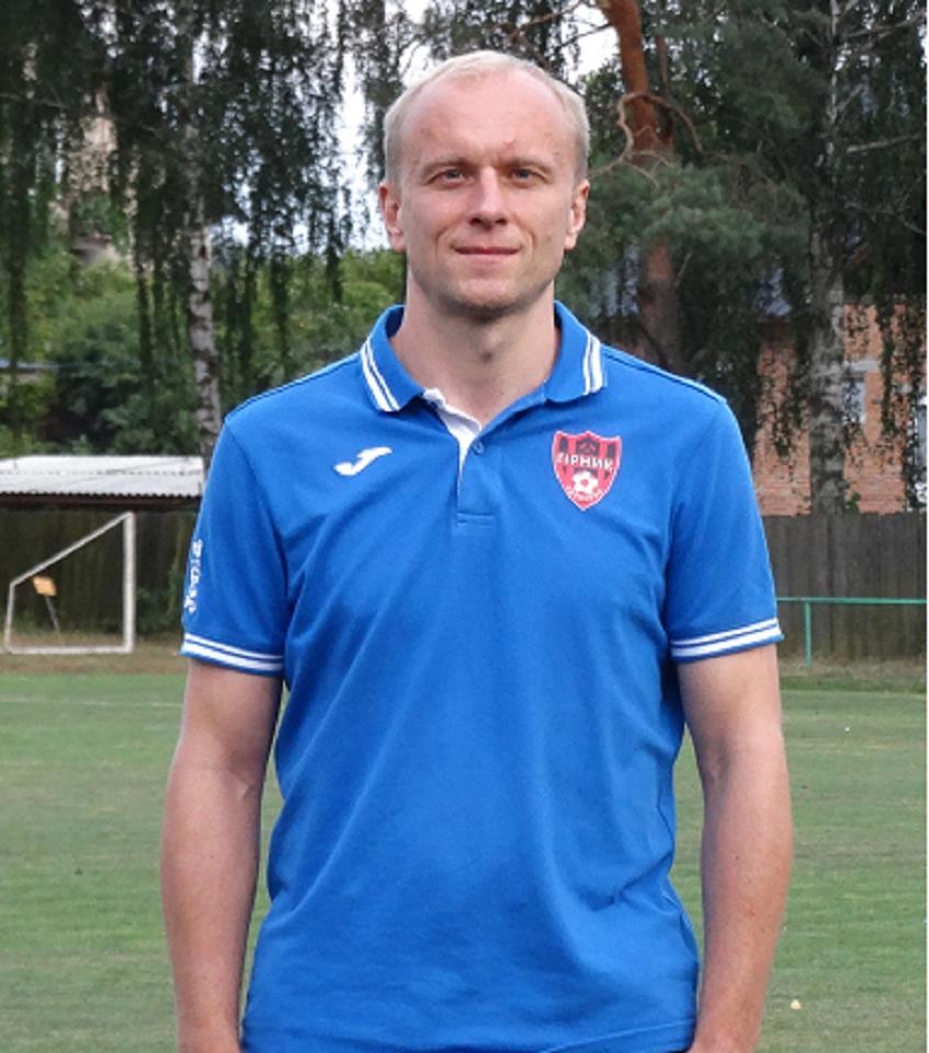 Вітаємо Олега Смолинця!