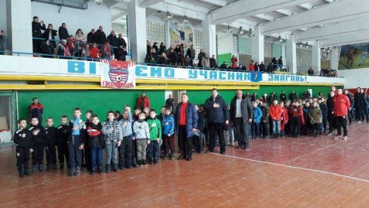 Шості на Кубку України з футзалу