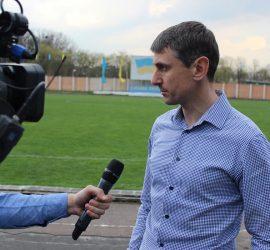 Прес-конференція ФК «Рочин»