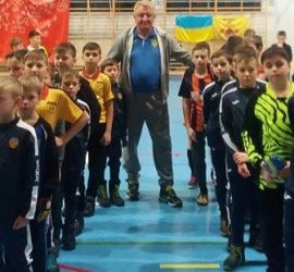 Призери міжнародного турніру у Польщі
